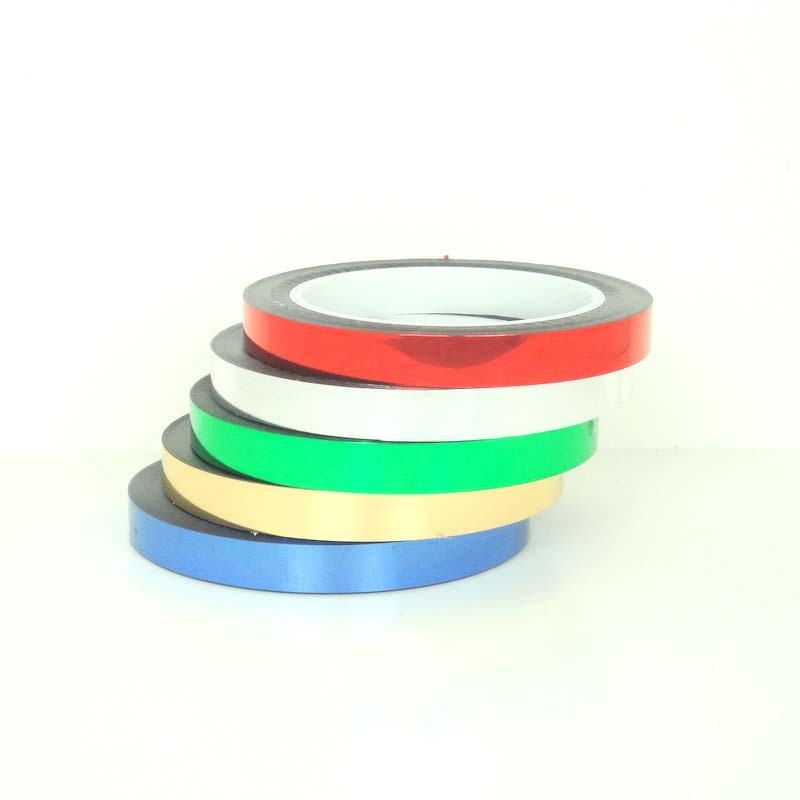 Metalized Polyester Film Tapes