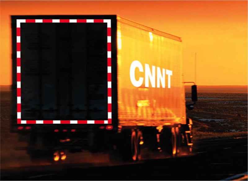 Reflective Tape Trailer Specifications